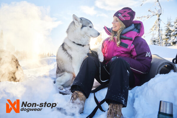 Veste protrctrice froid Non-Stop Dogwear femme