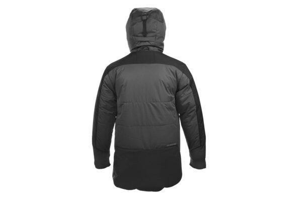 veste musher pour température polaire black