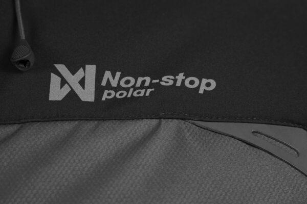 veste musher pour température polaire Non-stop dogwear black