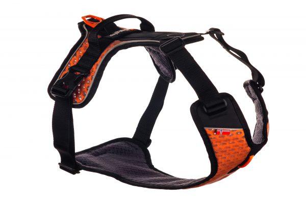 harnais réglable pour chien avec poignée