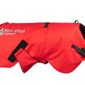 Veste pour chien de traineau mushers non-stop Dogwear red